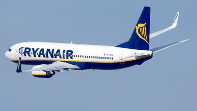 A picture of EIDHZ - Boeing 7378AS - Ryanair - © Medolago Manuel
