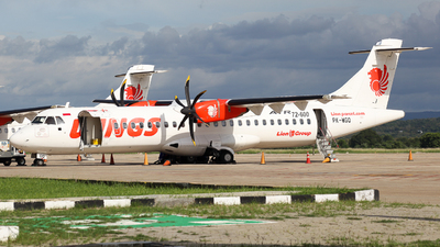 PK-WGQ - ATR 72-212A(600) - Wings Air