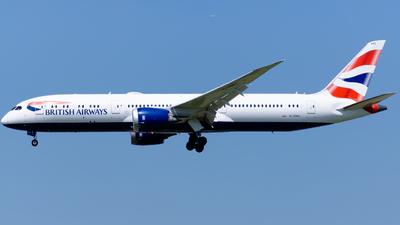 A picture of GZBKL - Boeing 7879 Dreamliner - British Airways - © kchavgeek96