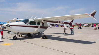 A picture of CFTES - Cessna 337G - [33701518] - © Akib Rubaiyat