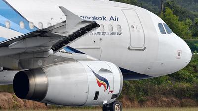 HS-PPG - Airbus A319-131 - Bangkok Airways