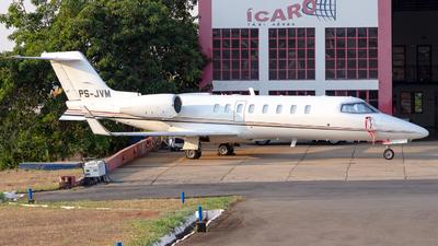 PS-JVM - Bombardier Learjet 45 - Private