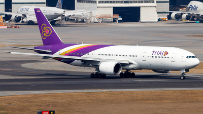 A picture of HSTJH - Boeing 7772D7 - [27733] - © Tommy.L