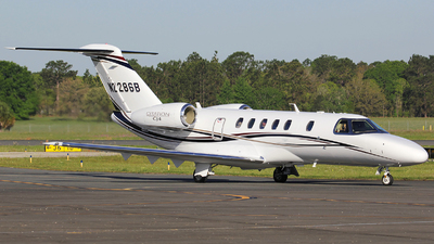 N2286B - Cessna 525 Citation CJ4 - Private