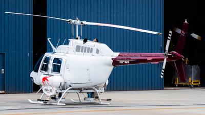 VH-VJG - Bell 206B JetRanger II - Heliwest