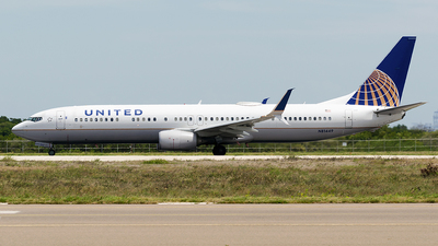 N81449 - Boeing 737-924ER - United Airlines