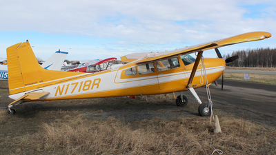 N1718R - Cessna A185F Skywagon - Private