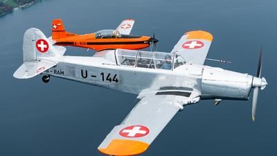 A picture of HBRAM - Pilatus P206 - [64] - © Thierry Weber