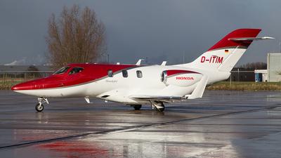 D-ITIM - Honda HA-420 HondaJet - RAS - Rheinland Air Service
