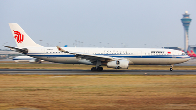 B-6101 - Airbus A330-343 - Air China