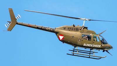 3C-OE - Bell OH-58B Kiowa - Austria - Air Force