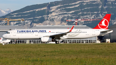 TC-JSV - Airbus A321-231 - Turkish Airlines