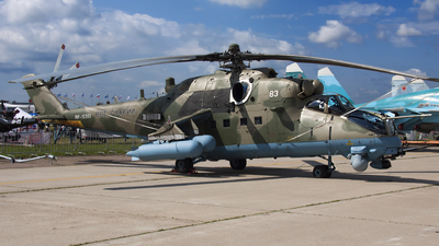 RF-13383 - Mil Mi-35M Hind - Russia - Air Force