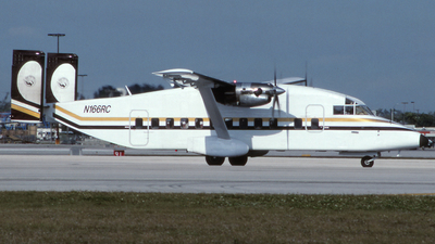 A picture of N166RC -  - [] - © PAUL LINK