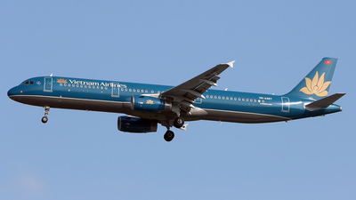 VN-A397 - Airbus A321-231 - Vietnam Airlines