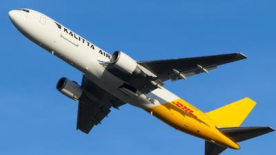 A picture of N761CK - Boeing 767341(ER)(BDSF) - Kalitta Air - © Kass Betas