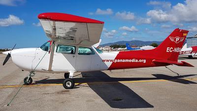 A picture of ECNBI - Cessna 172N Skyhawk II - [17273517] - © Javier Temes - PMI Plane Spotting