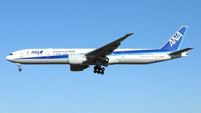 JA793A - Boeing 777-381ER - All Nippon Airways (ANA)
