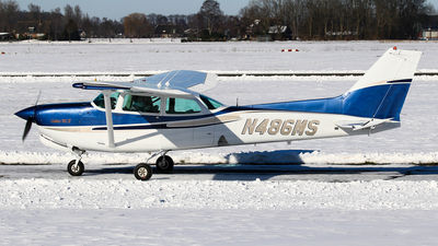 N486MS - Cessna 172RG Cutlass RG - Private