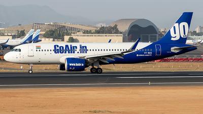 VT-WGS - Airbus A320-271N - Go Air