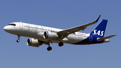 SE-ROZ - Airbus A320-251N - Scandinavian Airlines (SAS)