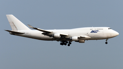 VQ-BWT - Boeing 747-412(BCF) - Longtail Aviation