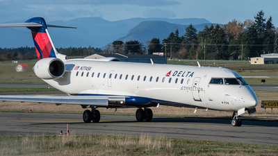 N774SK - Bombardier CRJ-701ER - Delta Connection (SkyWest Airlines)