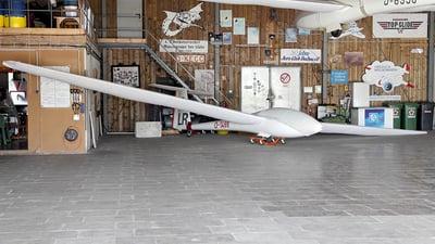 D-1488 - Rolladen-Schneider LS-4 - Private