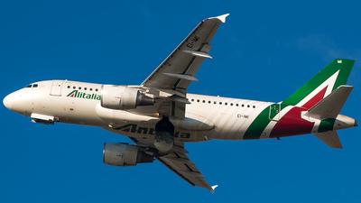 EI-IMI - Airbus A319-112 - Alitalia