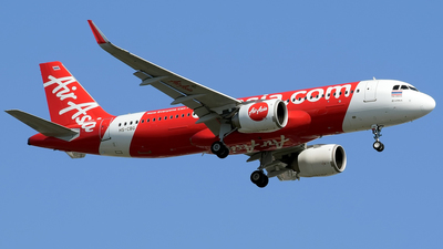 A picture of HSCBG - Airbus A320251N - AirAsia - © Omid83