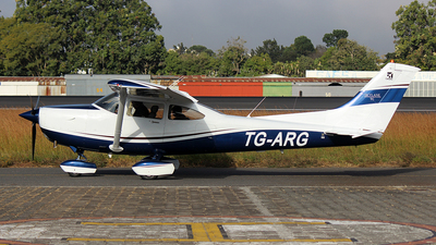 TG-ARG - Cessna T182T Turbo Skylane - Private