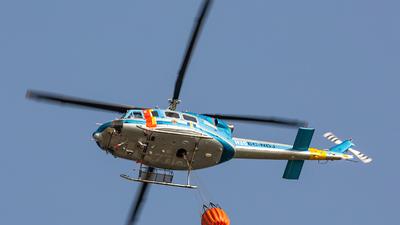 EC-NDJ - Bell 412HP - Sky Helicopteros