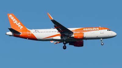 OE-IJN - Airbus A320-214 - easyJet Europe