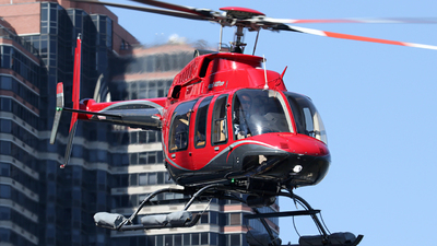 N98ZA - Bell 407 - Zip