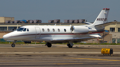 N660QS - Cessna 560XL Citation XLS - NetJets Aviation