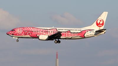 A picture of JA8992 - Boeing 737446 - [27917] - © kouyagi