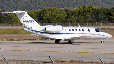 N900BT - Cessna 525 Citation CJ4 - Private