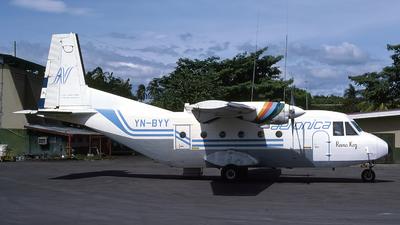 YN-BYY - CASA C-212-200 Aviocar - Aeronica
