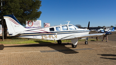 ZS-FLV - Beechcraft 36 Bonanza - Westline Aviation