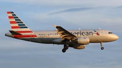 N723UW - Airbus A319-112 - American Airlines