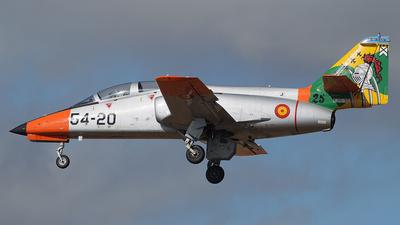E.25-35 - CASA C-101EB Aviojet - Spain - Air Force