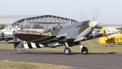 G-ASJV - Supermarine Spitfire Mk.IXb - Private