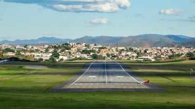 SBBH - Airport - Runway