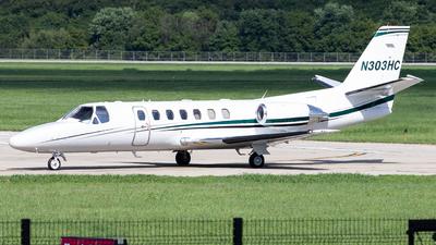 N303HC - Cessna 560 Citation Ultra - Private