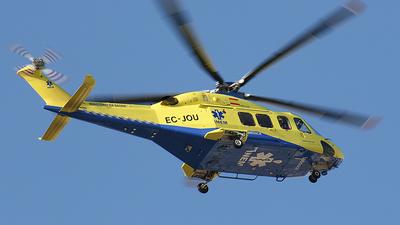 A picture of ECJOU - AgustaWestland AW139 - Babcock MCS Espana - © paulo carvalho