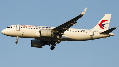 B-30D2 - Airbus A320-251N - China Eastern Airlines