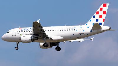 A picture of 9ACTL - Airbus A319112 - Croatia Airlines - © Fabrizio Spicuglia