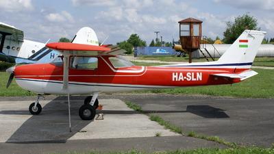 HA-SLN - Reims-Cessna F150L - Private