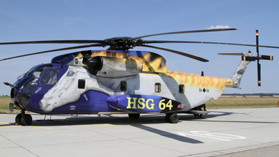 84-06 - Sikorsky CH-53G - Germany - Air Force