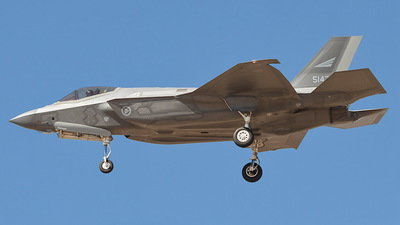 5147 - Lockheed Martin F-35A Lightning II - Norway - Air Force